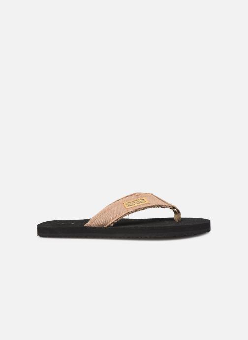 Tongs Cool Shoe Deep Marron vue derrière