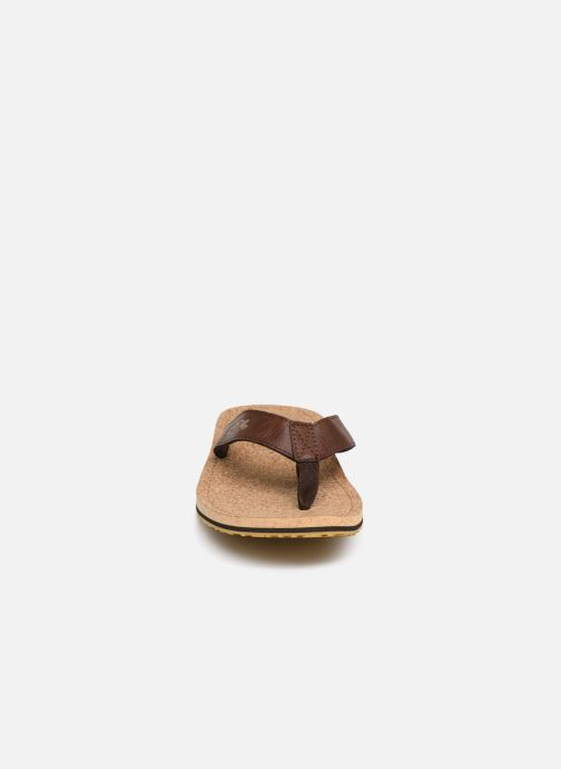 Flip flops Cool Shoe Sin Brown model view
