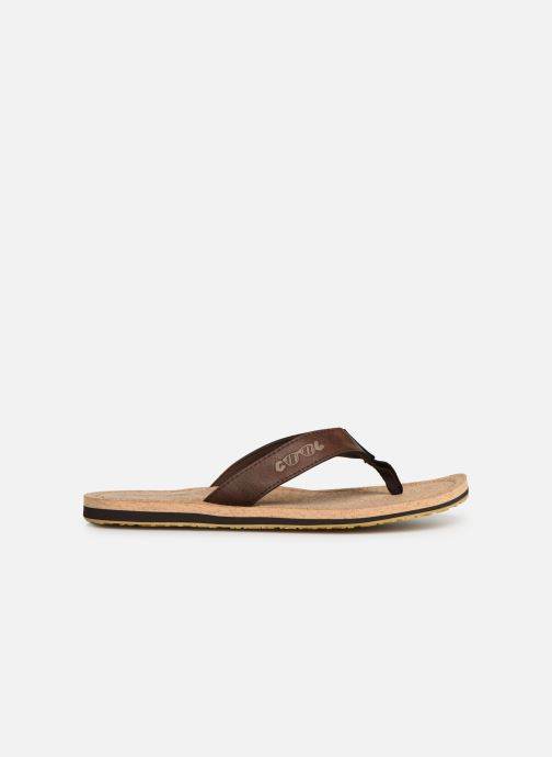 Flip flops Cool Shoe Sin Brown back view