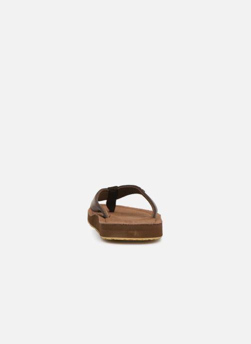 Tongs Cool Shoe Pilat Marron vue droite