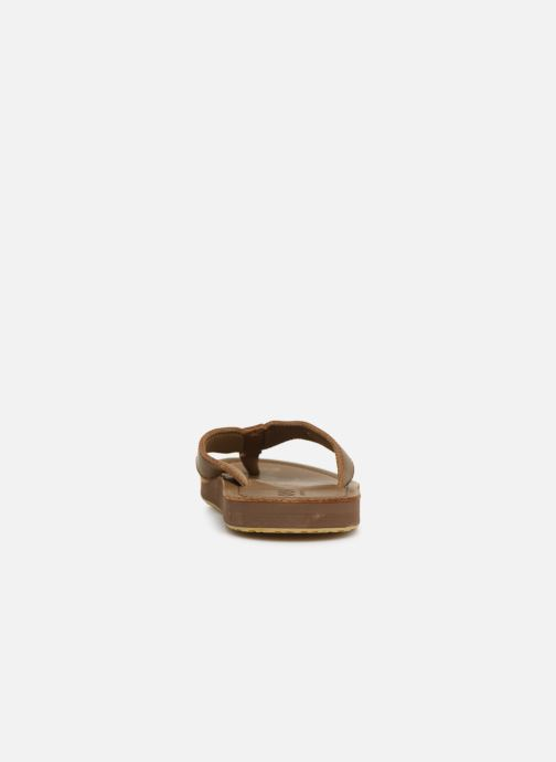 Chanclas Cool Shoe Pilat Beige vista lateral derecha