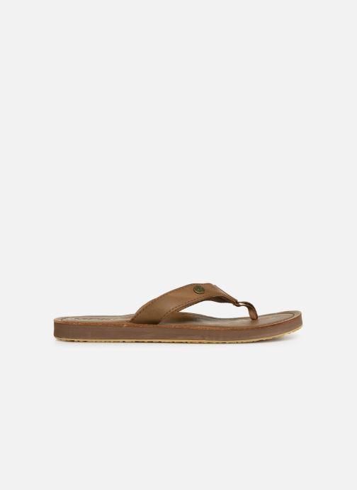Slippers Cool Shoe Pilat Beige achterkant