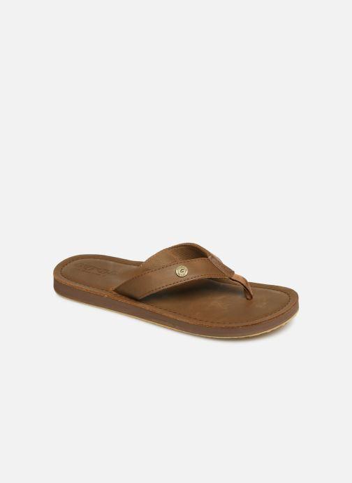 Tongs Cool Shoe Pilat Beige vue détail/paire