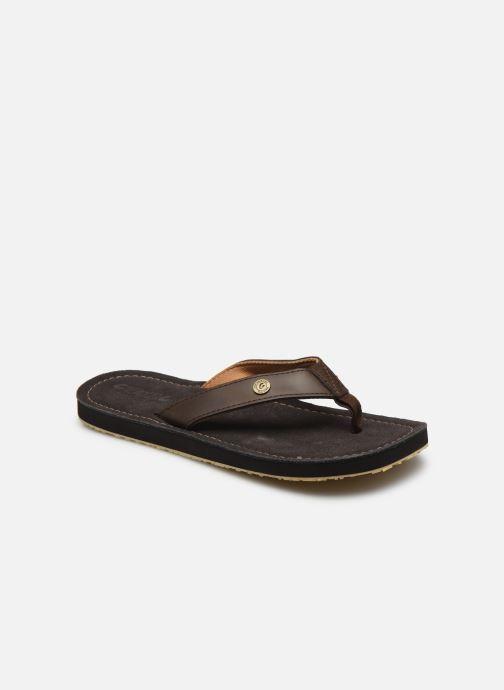 Zehensandalen Cool Shoe Pilat braun detaillierte ansicht/modell