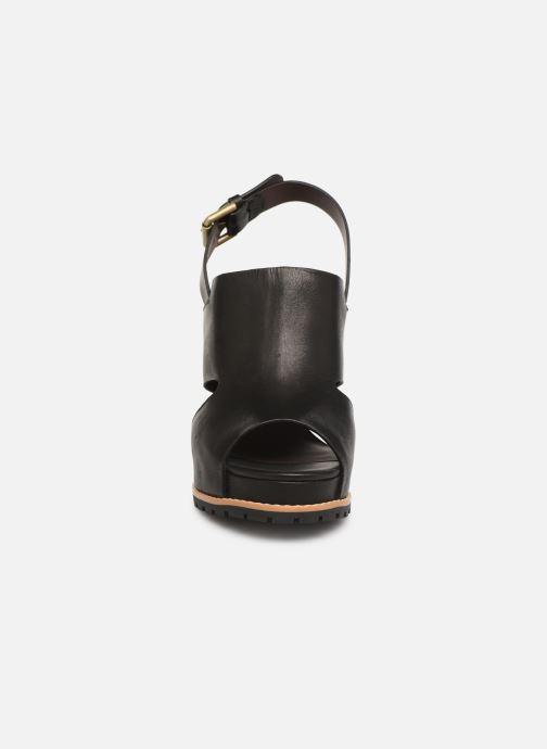 Sandaler See by Chloé Brooke I Sort se skoene på