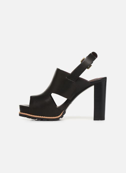 Sandalen See by Chloé Brooke I Zwart voorkant