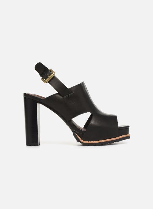 Sandalen See by Chloé Brooke I Zwart achterkant