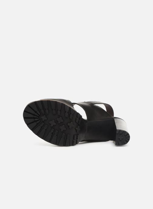 Sandales et nu-pieds See by Chloé Brooke I Noir vue haut
