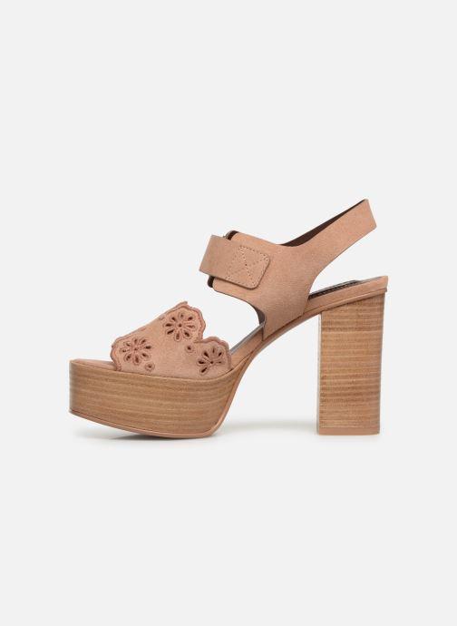 Sandales et nu-pieds See by Chloé Kristy Rose vue face