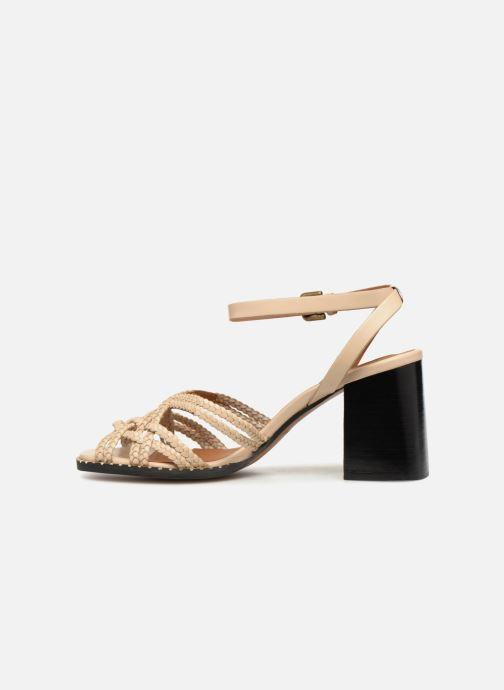 Sandaler See by Chloé Katie II Beige se forfra