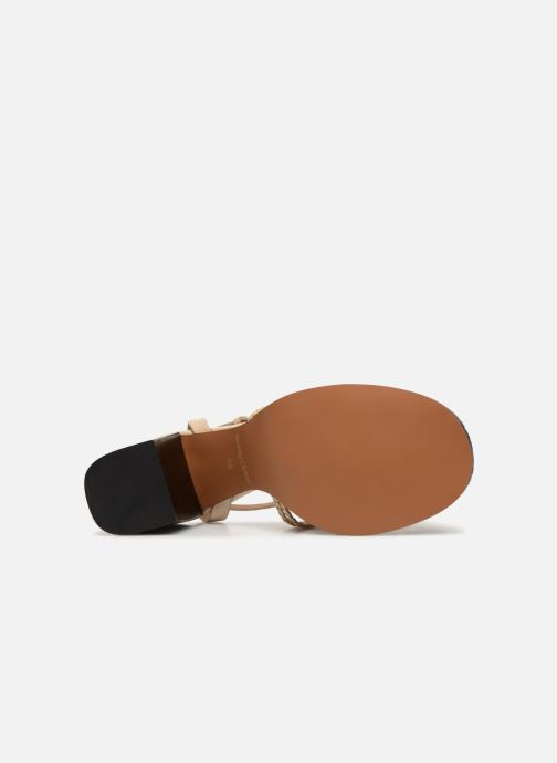 Sandaler See by Chloé Katie II Beige se foroven