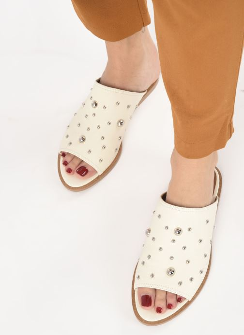 See by Chloé Abby mule (Blanc) - Mules et sabots (358957)