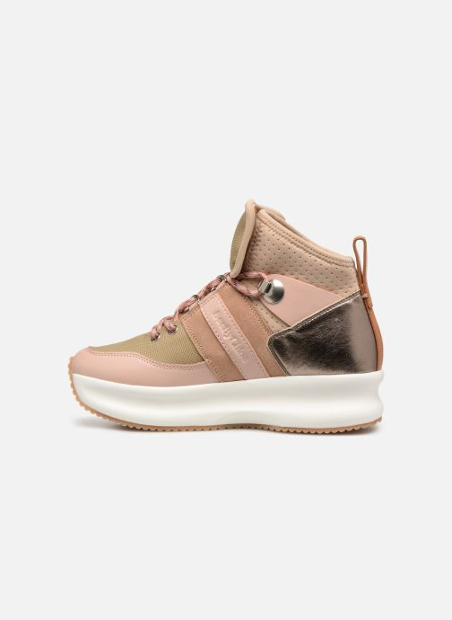 Sneakers See by Chloé Casey Pink se forfra
