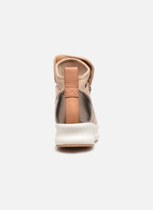 Baskets See by Chloé Casey Rose vue droite