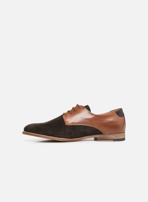 Chaussures à lacets Kost ACID 76 Marron vue face
