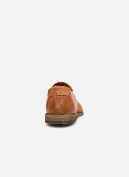 Chaussures à lacets Kost ACID 76 Marron vue droite