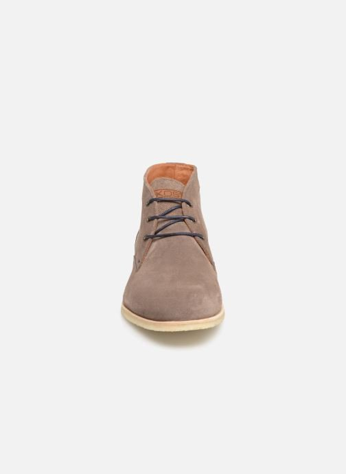 Ankle boots Kost CALYPSO 5 Brown model view