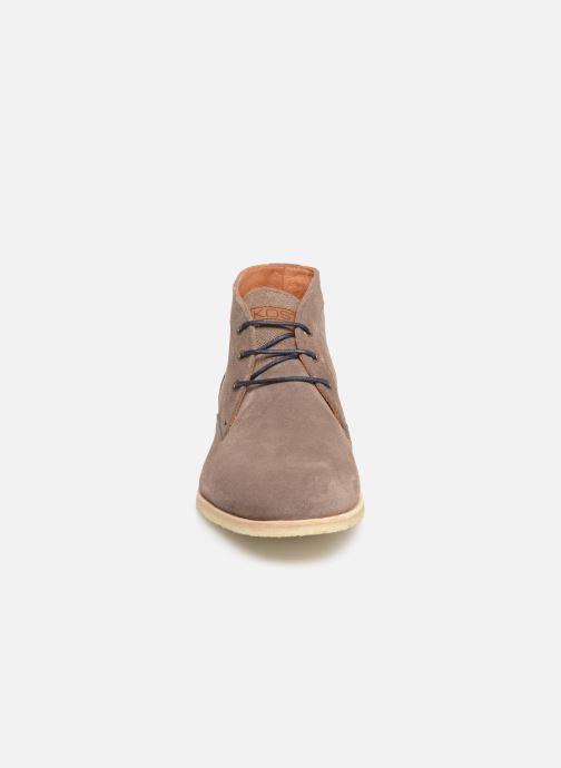 Bottines et boots Kost CALYPSO 5 Marron vue portées chaussures