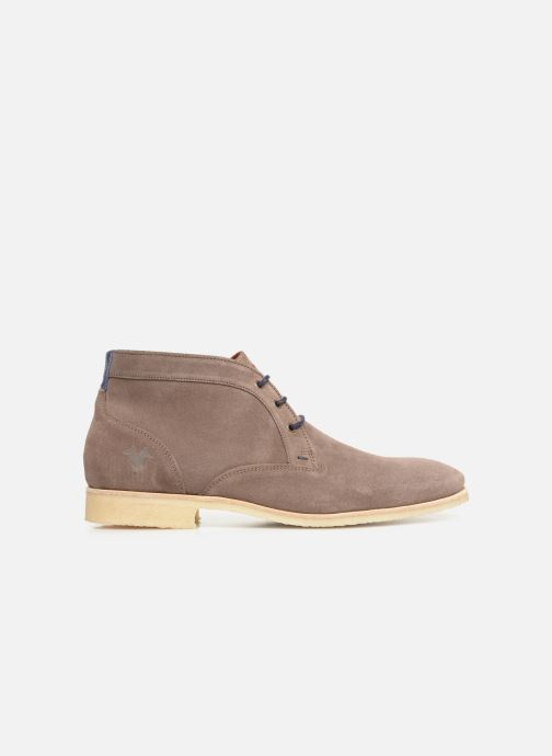 Ankle boots Kost CALYPSO 5 Brown back view