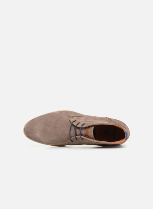 Ankle boots Kost CALYPSO 5 Brown view from the left