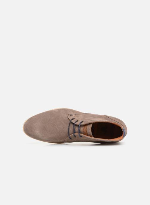 Boots en enkellaarsjes Kost CALYPSO 5 Bruin links