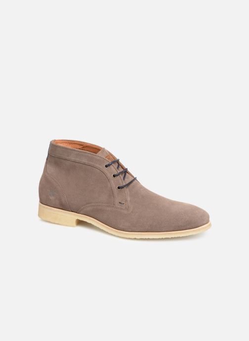 Ankle boots Kost CALYPSO 5 Brown detailed view/ Pair view