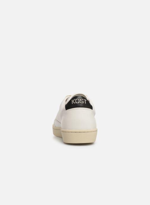 Baskets Kost COLDWAVE 33 B Blanc vue droite