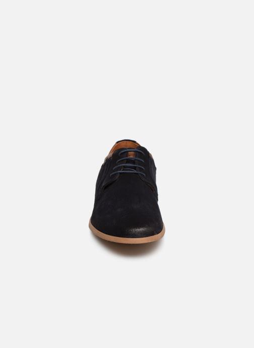 Chaussures à lacets Kost EPIEU 76 Bleu vue portées chaussures