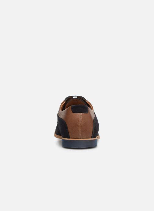 Chaussures à lacets Kost EPIEU 76 Bleu vue droite