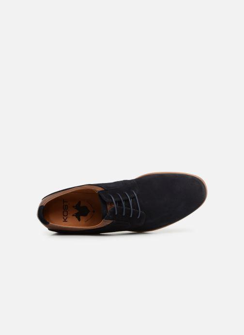 Chaussures à lacets Kost EPIEU 76 Bleu vue gauche