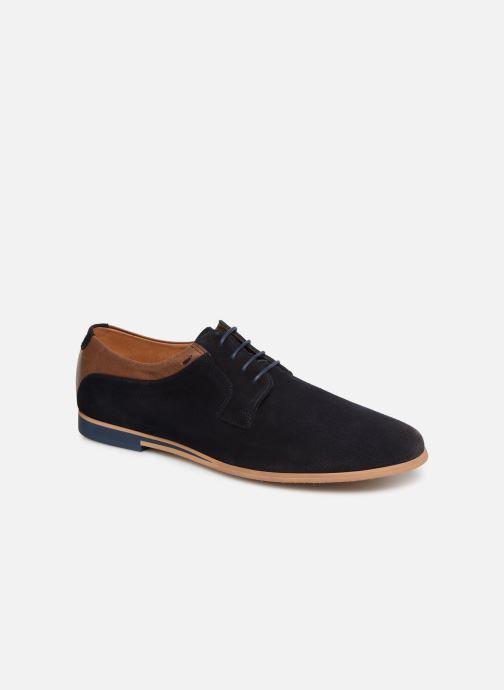 Chaussures à lacets Kost EPIEU 76 Bleu vue détail/paire