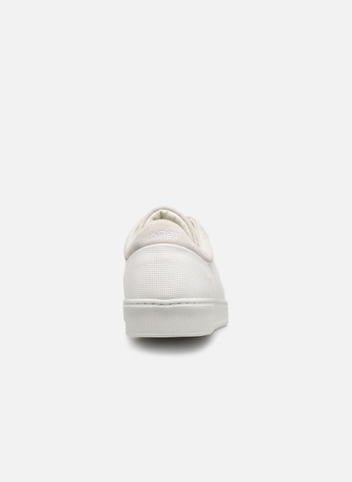 Trainers Kost FRIPON 42 White view from the right