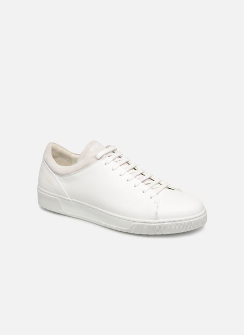 Trainers Kost FRIPON 42 White detailed view/ Pair view