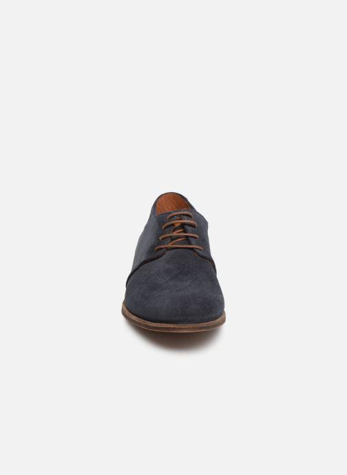 Lace-up shoes Kost INVENTEUR 5 Blue model view