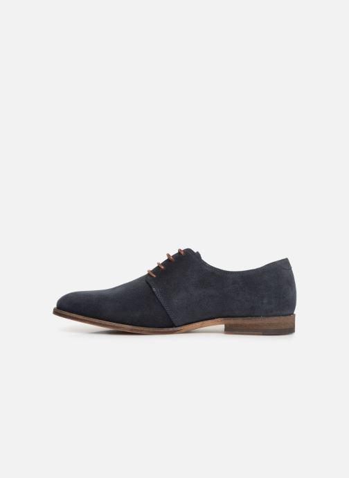 Chaussures à lacets Kost INVENTEUR 5 Bleu vue face