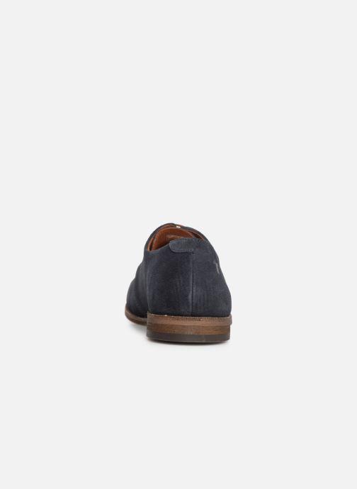 Chaussures à lacets Kost INVENTEUR 5 Bleu vue droite
