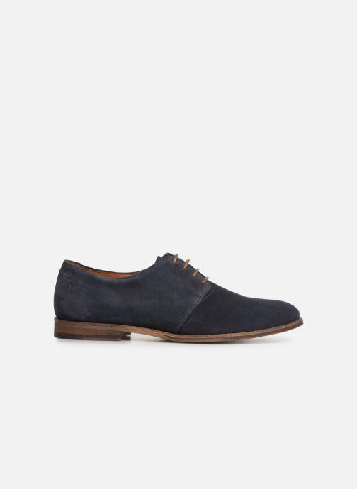 Chaussures à lacets Kost INVENTEUR 5 Bleu vue derrière
