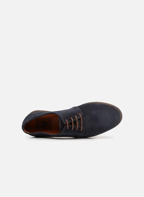 Chaussures à lacets Kost INVENTEUR 5 Bleu vue gauche