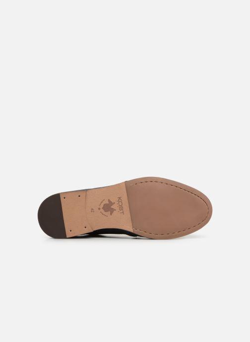 Chaussures à lacets Kost INVENTEUR 5 Bleu vue haut