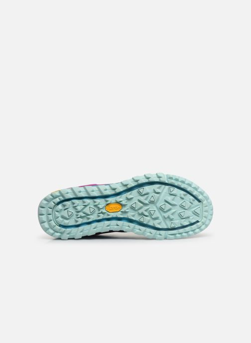 Sport shoes Merrell Antora Blue view from above
