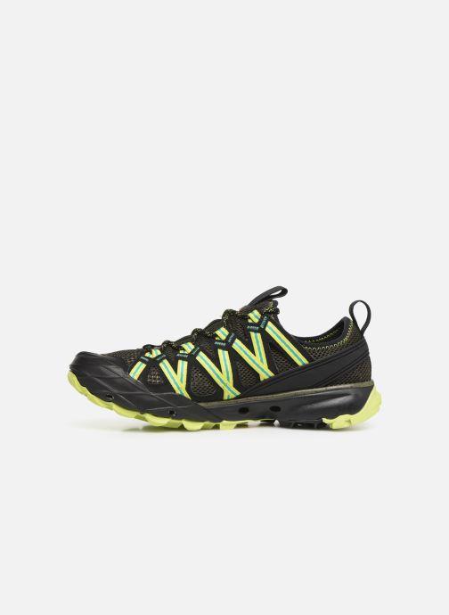 Chaussures de sport Merrell Choprock Gris vue face