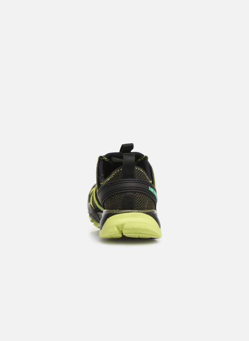 Zapatillas de deporte Merrell Choprock Gris vista lateral derecha