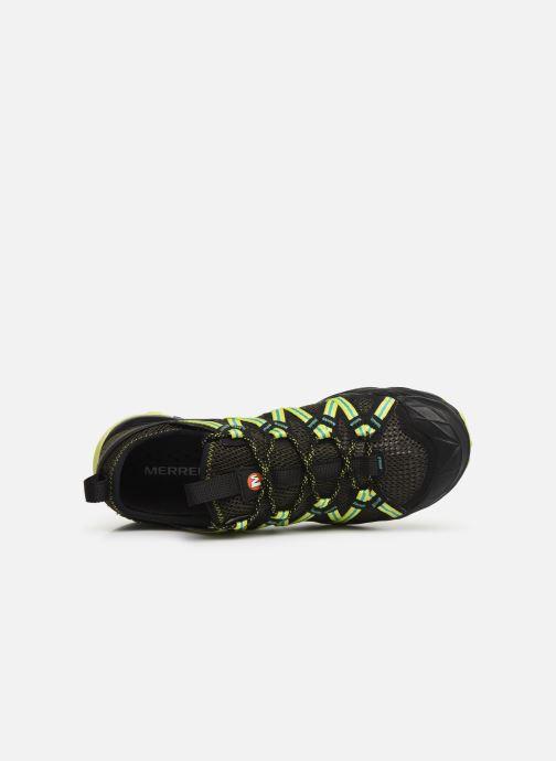 Zapatillas de deporte Merrell Choprock Gris vista lateral izquierda