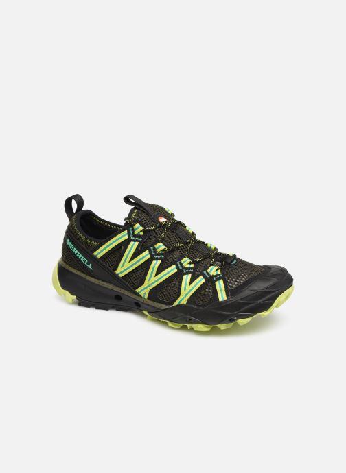 Zapatillas de deporte Merrell Choprock Gris vista de detalle / par