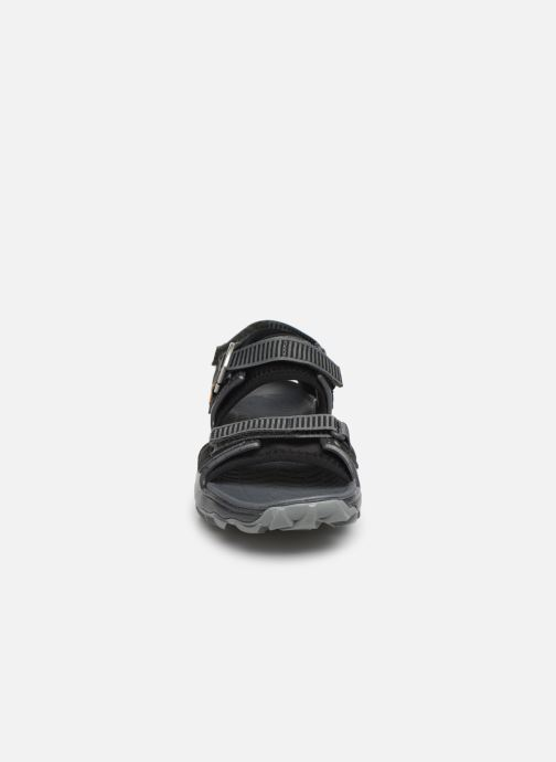 Sandals Merrell Choprock Strap Black model view