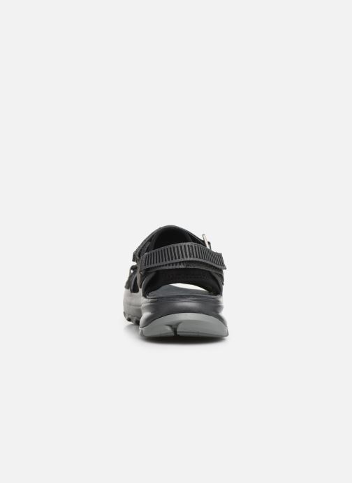 Sandales et nu-pieds Merrell Choprock Strap Noir vue droite
