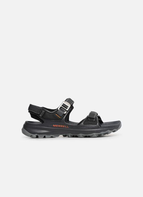 Sandales et nu-pieds Merrell Choprock Strap Noir vue derrière