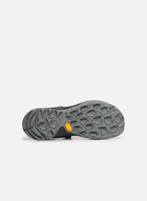 Sandales et nu-pieds Merrell Choprock Strap Noir vue haut