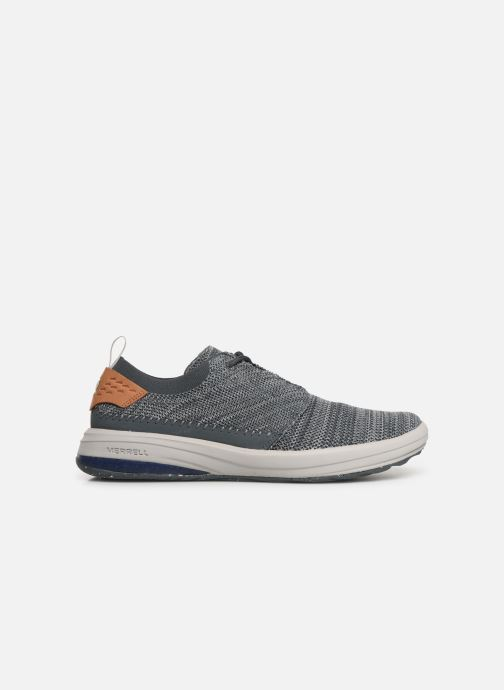Trainers Merrell Gridway Blue back view