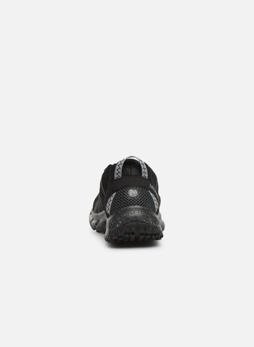 Chaussures de sport Merrell Hydrotrekker Noir vue droite